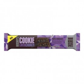 Hershey's cookie layer crunch bar triple choc