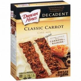 Ducan hines classic carrot cake