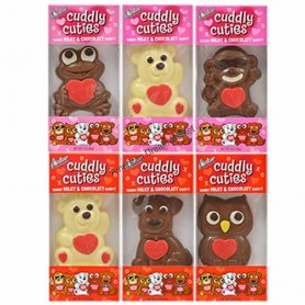 Palmer cuddly cutties chocolate