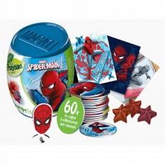Disney spiderman surprise candy capsule