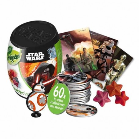 Disney star wars surprise candy capsule