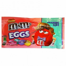 M&m's eggs Peanut butter- 80.2 Gr