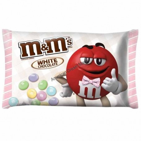M&m's easter white chocolate - 226.8 Gr