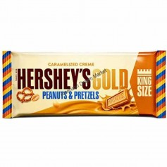 Hershey's gold king size