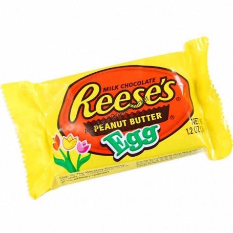 Reese's egg peanut butter