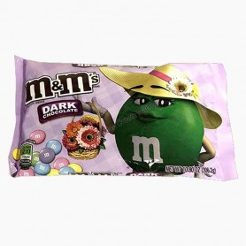 M&m's easter dark chocolate