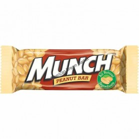 Munch peanut bar