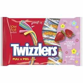 Twizzlers twisted strawberry blast