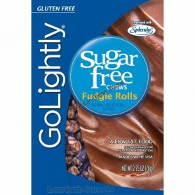 Golightly sugar free fudgie roll