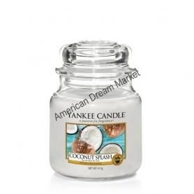 Moyenne jarre coconut splash