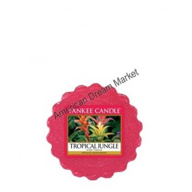 Tartelette tropical jungle