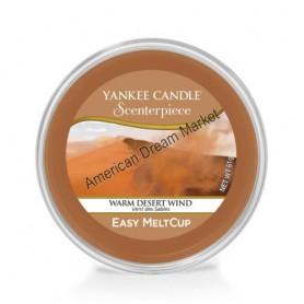 Easy melt cup warm desert wind