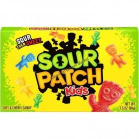 Sour patch kids boite