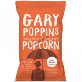 Gary poppins pop corn honey mustard
