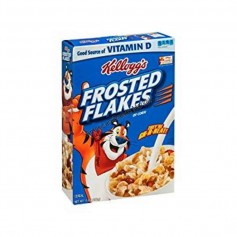 Kellogg's froted flakes