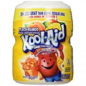 Kool aid peach mangue