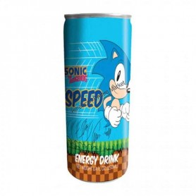 Sonic speed energy drink