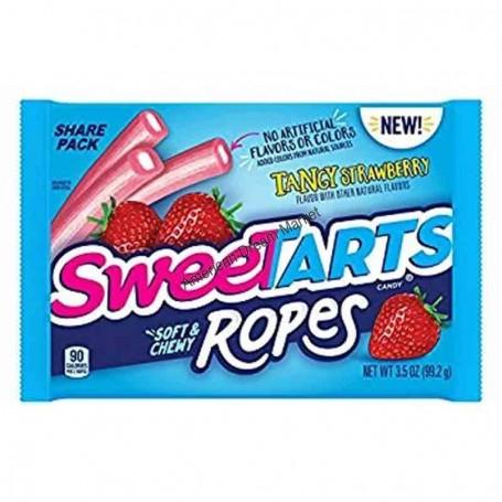Sweet tarts ropes strawberry