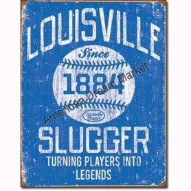 Louisville slugger blue
