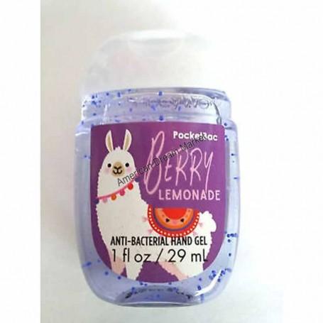 Gel berry lemonade