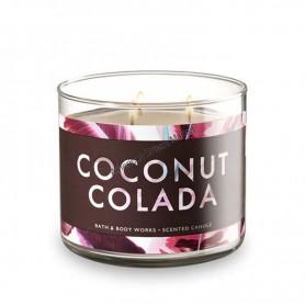 BBW bougie coconut colada