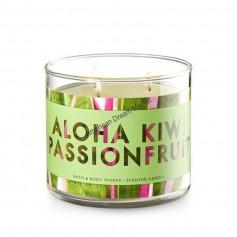 BBW bougie aloha kiwi passionfruit