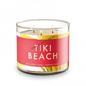 BBW bougie tiki beach
