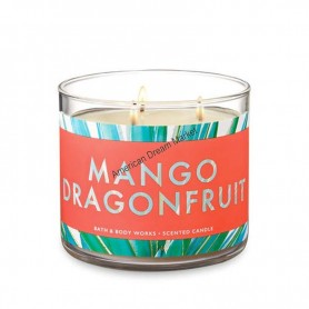 BBW bougie mango dragonfruit