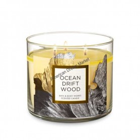 BBW bougie ocean drift wood