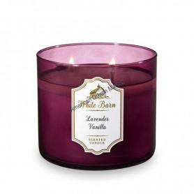 BBW bougie lavender vanilla WB