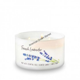 BBW bougie french lavender WB
