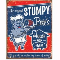 Stump pete's ham