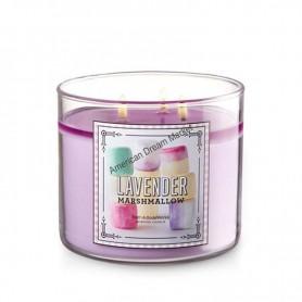 BBW bougie lavender marshmallow