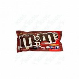 M&m's crunchy espresso share size