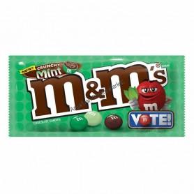 M&m's crunchy mint