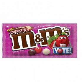M&m's crunchy raspberry