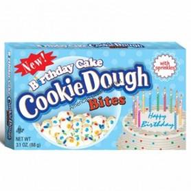 Cookie dough bites birthday cake