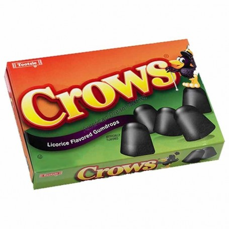 Crows licorice theatre box