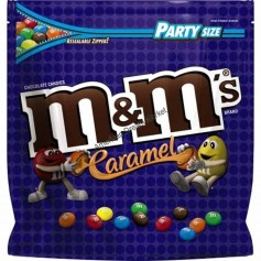 M&m's caramel party size