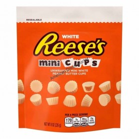Reese's white mini cups pouch