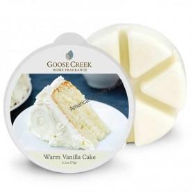 GC cire warm vanilla cake
