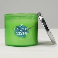 Bougie elixir fresh pear and aloe