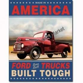 Ford trucks built tough