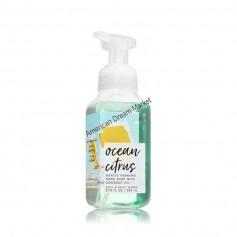 BBW savon moussant ocean citrus