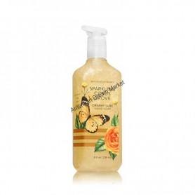 BBW savon creamy luxe sparkling citrus grove