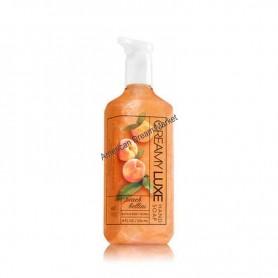 BBW savon creamy peach bellini