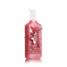 BBW savon creamy japanese cherry blossom