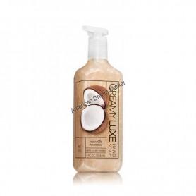 BBW savon creamy vanilla coconut