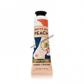 Crème pour mains BBW pretty as a peach