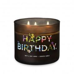 BBW bougie happy birthday